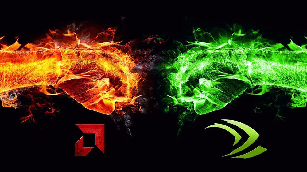 Nvidia или Radeon что выбрать?