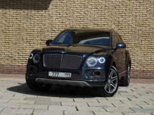 Bentley Bentayga I