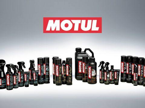 Моторные масла Motul
